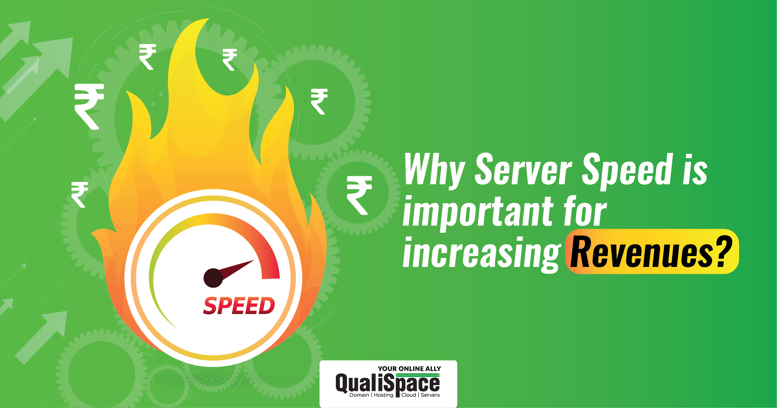 Why Server Speed is Important for Increasing Revenues?