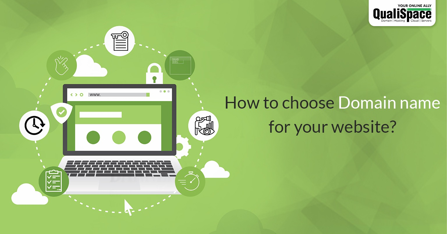 How to choose a Domain Name for your website: A Checklist