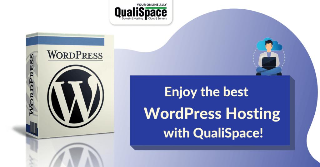 WordPress Hosting blog banner