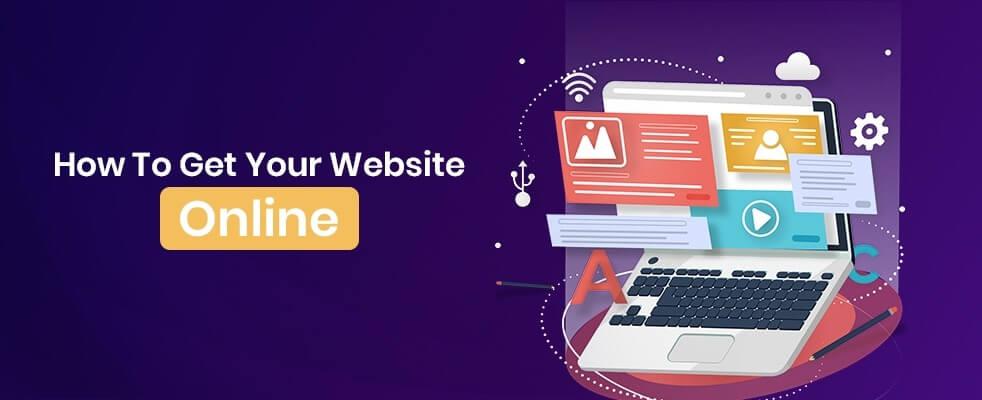 How To Get Your Website Online- QualiSpace - Web hosting and cloud hosting domain name registrar